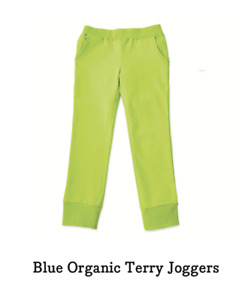 Kid Made Modern Green Overdye Joggers