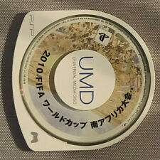 Used PSP 2010 FIFA World Cup South Africa  Japan UMD ONLY
