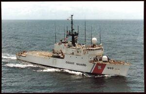 USCGC Escanaba WMEC-907 postcard  US Coast Guard Medium Endurance Cutter