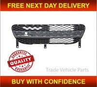 Peugeot 107 2009-2012 Front Bumper Grille Insurance Approved High Quality New