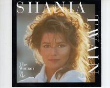 CD SHANIA TWAIN	the woman in me	EX+ (A1907)