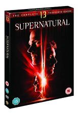 Supernatural: Season 13 [5x DVD] *NEU* Staffel 13 DVD ENGLISCH