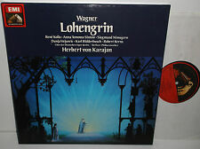 SLS 5237 Wagner Lohengrin Berlin Philharmonic Herbert Von Karajan 6LP Box Set