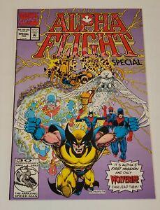 Alpha Flight Special # 1  (Marvel 1992)   Very Fine