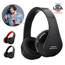 Bluetooth Headphones Wireless Stereo Sport Earphone Foldable Headset Accessories