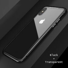 Ultra Slim Magnetic Anti-Shock Metal Case for IPhone X IPhone 8/8 PLUS IPhone7