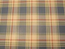 "YORK WALL COVERINGS ST JAMES Wall Paper 4 Double Rolls PLAID VINYL 20.5""x33' NEW"