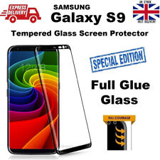 Special Edition Full Adhesive Gorilla Glass Tempered Glass for Samsung Galaxy S9