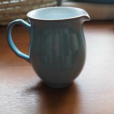 DENBY COLONIAL BLUE MILK JUG
