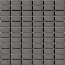 Black Brushed Stainless Steel Mosaic Wall Tiles Bathroom Kitchen Shower MT0040