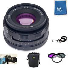 Mcoplus 35mm 1.6 Prime Fix Lens Kit Fujifilm XPro2 XT1 XA2 XE2 XE2s X70 XE1 X30