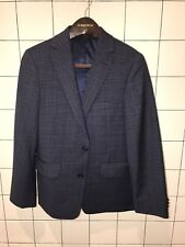 Michael Kors Boys Sz 10 Mini Check Blazer **free shipping**