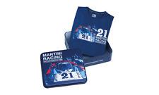 Porsche Driver's Selection Unisex Collector's T-shirt - Martini Racing, Blue, Li