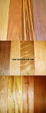 REAL WOOD VENEER 12 EXOTIC SHEETS FOR CRAFTS,MARQUETRY,REFURBISHMENT,BOXES,