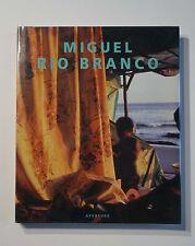 Livre MIGUEL RIO BRANCO (Photo) / ED. APERTURE 1998 / DAVID LEVI STRAUSS (Texte)