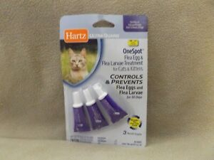 Hartz Ultra Guard Flea Tick Prevention for Cats and Kittens Free Shipping