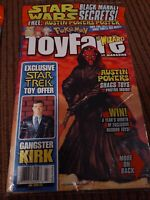 ToyFare Magazine 23 July 1999 Darth Maul Cover 3! Austin Powers Poster! *Sealed*