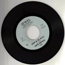 CARTER BROTHERS  (Booze In The Bottle)  Jewel 754 = VINTAGE record