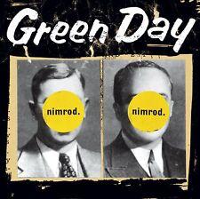 Green Day Nimrod. 2LP Yellow Vinilo,Gatefold 2017 Reprise,Siglo 20 Anniversary