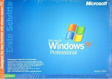 Windows XP Professional Betriebssystem CD, SP2, Lizenz Key, Neu, OVP