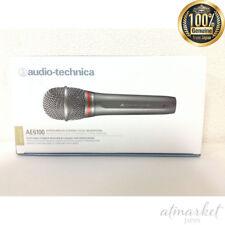 Audio-technica AE6100 Portátil Micrófono Dinámico de Japón