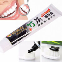 100g Bamboo Charcoal All-Purpose Teeth Whitening Clean Black Toothpaste Care