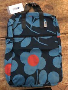 Orla Kiely Foldaway Backpack Rucksack