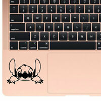 Swan family decal die-cut sticker for macbook laptop keyboard trackpad cup mug
