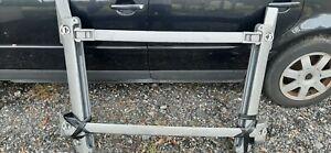 04-07 Nissan Armada Complete Roof Rack w Main Rails Cross Bars Hardware & Covers