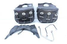 KAWASAKI VN 1500 VULCAN VNT50A  Leder Satteltaschen Packtaschen + Halter
