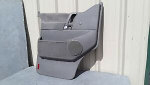 2002-2003 VOLKSWAGEN EUROVAN GLS T4 FRONT DRIVER SIDE INTERIOR DOOR PANEL OEM