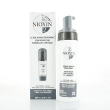 NIOXIN System 2 Scalp Treatment, 200ml - 6.76oz NEW