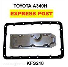 Transgold Automatic Transmission Kit KFS218 Fits TRITON MK WITH METAL FILTER