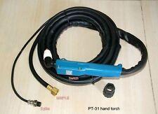PT-31 Plasma Cutter Cutting Torch 30/40A 5M 16.40 Feet