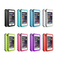 For iPhone 7 8 Protective Dustproof Waterproof Shockproof Phone Case Cover