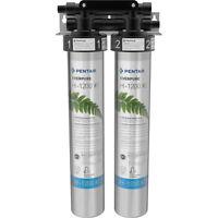Pentair Everpure H-1200 EV928200 Undersink Drinking Water Dual Filter System