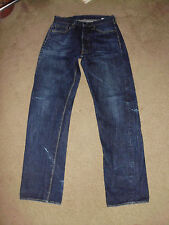 SUGAR CANE Men's Union Star SELVEDGE 29 x 34 Straight Jeans Made in USA