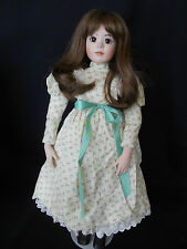 VINTAGE but NEW Shirley Baran ORIGINAL ARTIST DOLL PORCELAIN