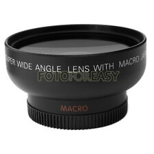 43mm Digital High Definition 0.45x Wide Angle & Macro Conversion Lens 0.45x 43
