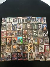 MLB Card Lot (54) Rookies Inserts Parallel