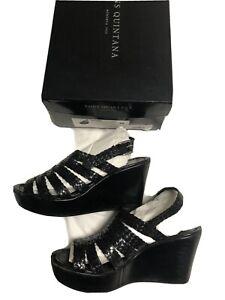 Superbes sandales Pons Quintana