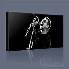 U2 BONO INSPIRATIONAL ROCK LEGEND ICONIC CANVAS ART PRINT PICTURE Art Williams