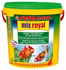 Sera Pond Mix Royal Goldfish Koi Food 2kg