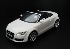 Voiture miniature Audi TT Roadster Concept White 8J Schuco 1/43