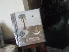 Handmade Dry Leaf's Palm tree Slipper Photo Album Size 14 X 12 80 4 X 6 Photo's