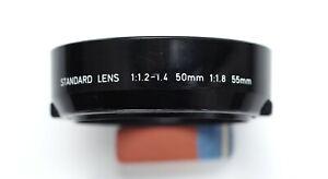 Round Lens HOOD for PENTAX A 50mm F1.2 (Ø52mm)