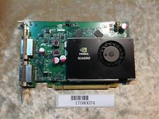 NVIDIA Quadro FX380 graphics card - 256MB GPU
