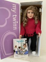 "My Twinn 22"" Doll  Beautiful Condition In Original Box"
