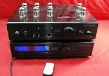 CARY AUDIO SLP-05 VACUUM TUBE PURE BALANCED PRE-AMPLIFIER PRE-AMP & POWER SUPPLY
