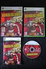 XBOX 360 : BORDERLANDS - Completo, ITA ! Prima stampa cartonata! Capolavoro!